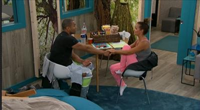 Big Brother 2014 Spoilers - Devin and Brittany