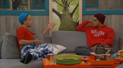 Big Brother 2014 Spoilers - Frankie and Cody