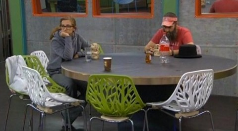 Big Brother 2014 Spoilers - Christine and Donny