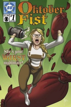 Big Brother 2014 Spoilers - Comic Book Covers 13