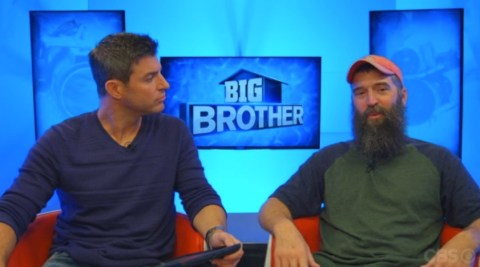 Big Brother 2014 Spoilers - Donny Thompson Eviction Interview