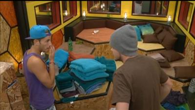Big Brother 2014 Spoilers - Frankie and Derrick