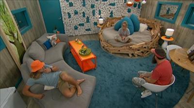 Big Brother 2014 Spoilers - Hayden, Nicole and Donny