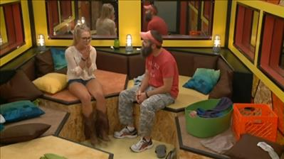 Big Brother 2014 Spoilers - Nicole and Donny