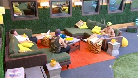 Big Brother 2014 Spoilers - Derrick, Caleb and Cody