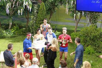 Big Brother 2014 Spoilers - Jeff and Jordan Engaged 6