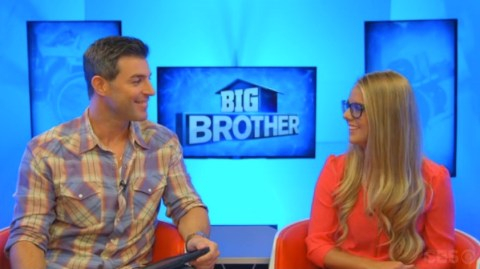 Big Brother 2014 Spoilers - Nicole Franzel Eviction Interview