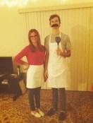 Christine and husband