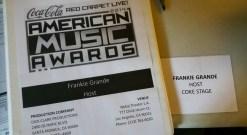 Big Brother 2014 Spoilers - Frankie Grande Shirtless At AMAs 5