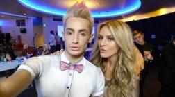 Big Brother 2014 Spoilers - Frankie Grande Shirtless At AMAs 7