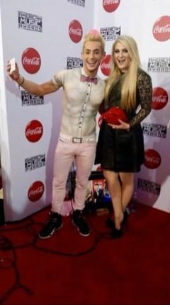 Big Brother 2014 Spoilers - Frankie Grande Shirtless At AMAs 9