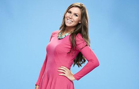 Big Brother 2015 Spoilers - BB17 Cast - Audrey Middleton