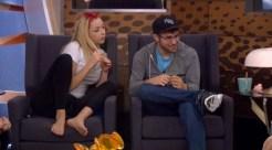 Big Brother 2015 Spoilers - 8-22-2015 Live Feeds Recap