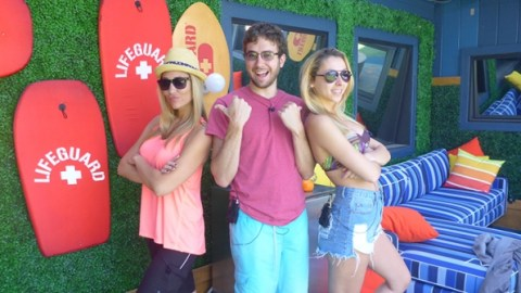 Big Brother 2015 Spoilers - Week 11 HOH Competition Results
