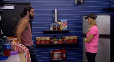 Big Brother 2015 Spoilers - 9-10-2015 Live Feeds Recap 8