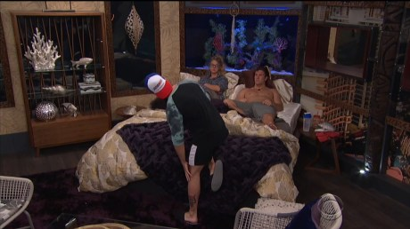 BB18-COREY, Paul and Nicole
