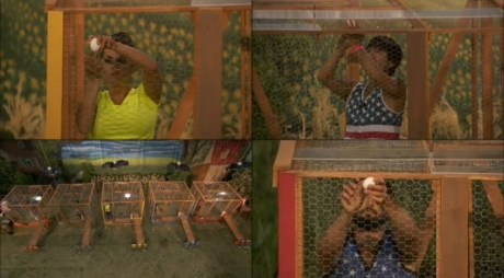 BB18-Week 11 HOH comp