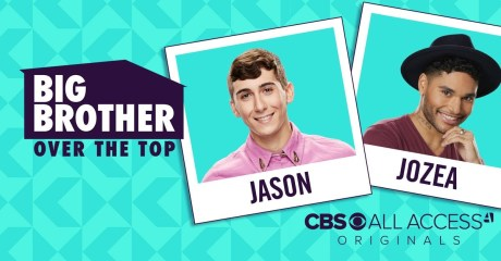 Big Brother 2016-Jason Roy and Jozea Flores