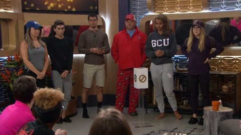 Big Brother Over the Top Week 1 Veto Results