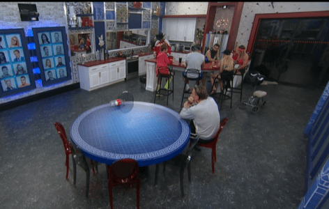 Big Brother 19 Live Feeds Recap Week 10 - Friday