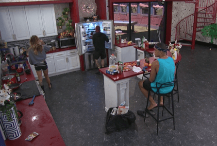 Big Brother 19 Live Feeds Recap Week 12 - Monday