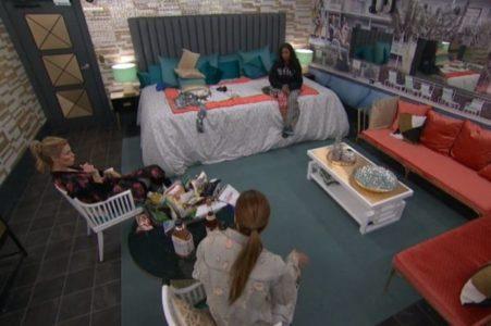 Celebrity Big Brother Live Feeds Recap Round 3 - Monday