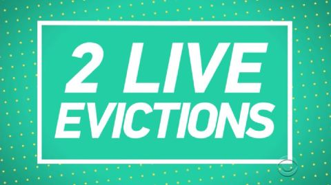 Celebrity big brother 2019 wednesday eviction