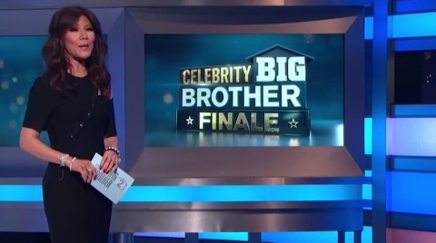 Celebrity big brother voted out tonight