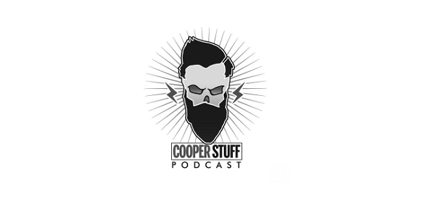 "JOHN COOPER Launches ""Cooper Stuff Podcast"""