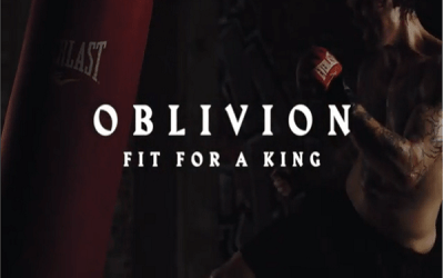 """FIT FOR A KING's video for """"Oblivion"""" is up on YouTube."""