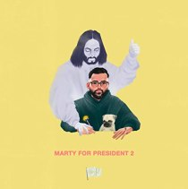 The Last One (feat. WANDE) - Marty For President 2