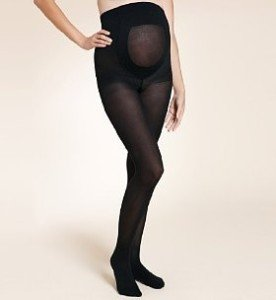 Maternity Tights. Plus size maternity clothes