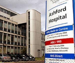 Ashford & St Peter's Hospitals NHS Foundation Trust