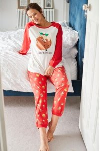 Maternity Pudding Pyjamas