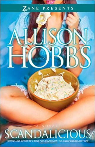 Book Review: Scandalicious by Allison Hobbs by Allison Hobbs