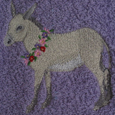 Mule and Donkey Towels