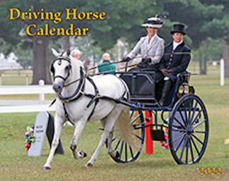 2022 Mischka Driving Horse Calendar