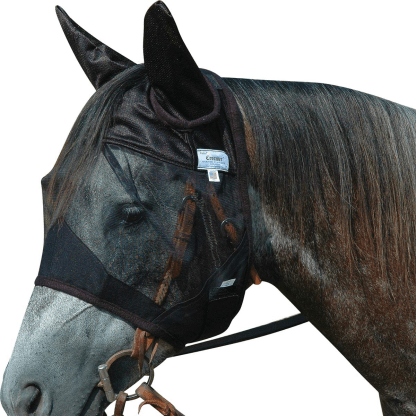 Quiet Ride Fly Mask by Cashel
