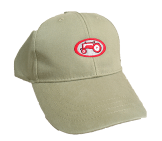 Red Tractor Cap