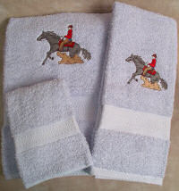 Equestrian Events Towels
