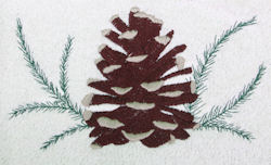 Pine Cone Design