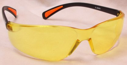 SSG Riding / Driving Glasses - Yellow
