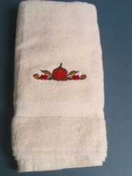 Autumn Design Towel