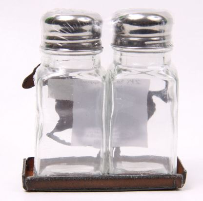 Running Horse Salt and Pepper