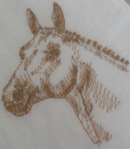 Oldenberg Horse Design