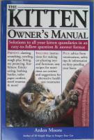 Kitten Owner's Manual