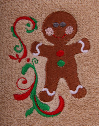Gingerbread design