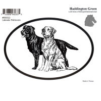 Labrador Retriever Dog Decal