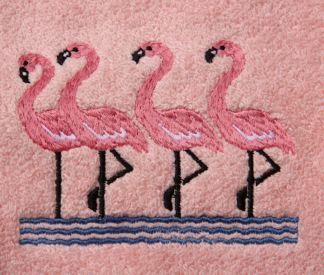 Bird Towels