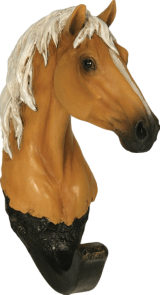 Palomino Horse Wall Hook